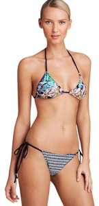 Clover Canyon Enchanted Garden String Bikini