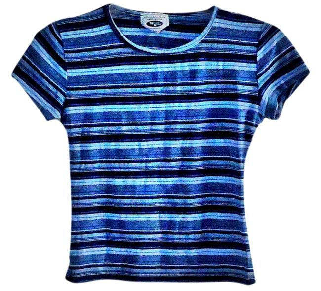 Preload https://item2.tradesy.com/images/striped-tee-shirt-size-8-m-4207651-0-0.jpg?width=400&height=650