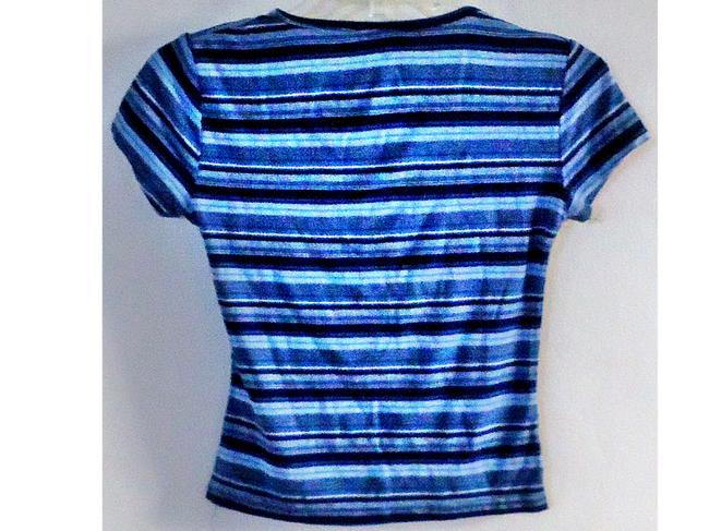 Wildfire Stretchy T Shirt striped
