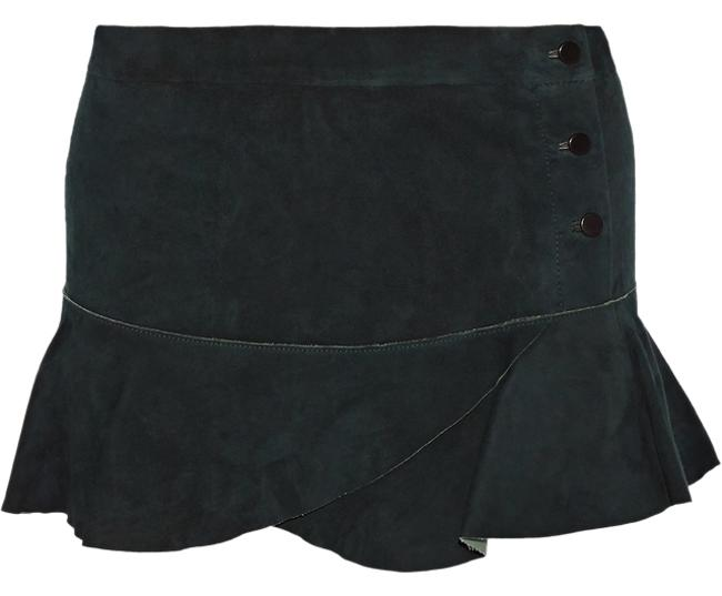 Item - Brown Suede Skirt Size 10 (M, 31)