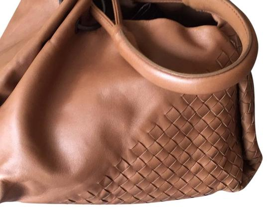 Bottega Veneta Tote in Rusty Brown