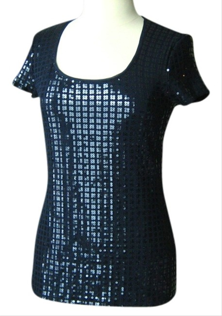 Preload https://item1.tradesy.com/images/white-house-black-market-sequin-top-blue-4208590-0-0.jpg?width=400&height=650