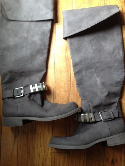 Kenneth Cole Reaction brown Boots