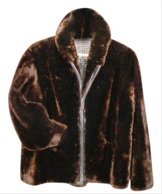 SPECIFICALLY DESIGNED FOR SJL BROWN MUTTON Jacket