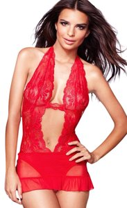 Fredericks of Hollywood Frederick's of Hollywood Frederick's of Hollywood The Carmen Teddy Chemise Women's size small