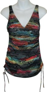Croft & Barrow TANKINI TOP 6D NWT CROFT & BARROW
