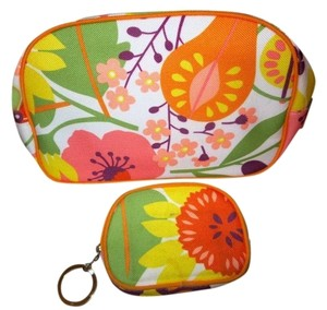 Clinique Floral Cosmetic Bag