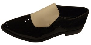 Jeffrey Campbell BLACK AND WHITE Flats