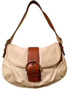 Coach Handbag Soho Leather Legacy Hobo Bag