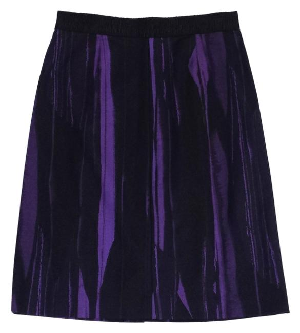 Preload https://item1.tradesy.com/images/vera-wang-purple-and-black-cotton-blend-pencil-size-2-xs-26-4214170-0-0.jpg?width=400&height=650