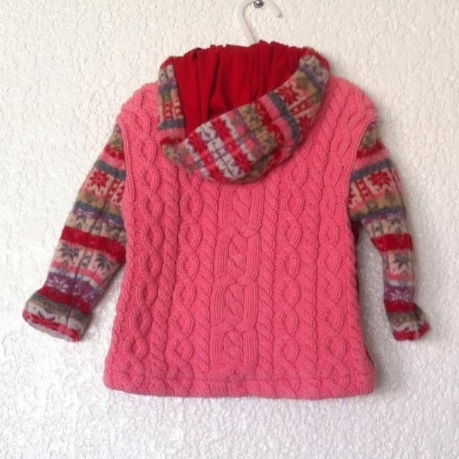 babyGap Lambswool Cable Knit Cardigan