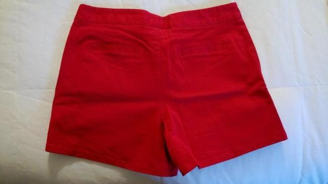 Copper Key Shorts red