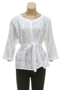 Bogner Top White