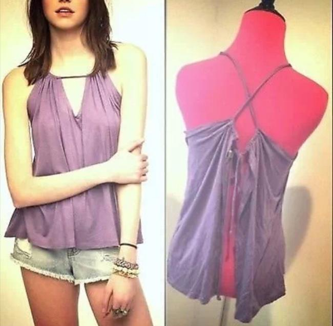 Preload https://item5.tradesy.com/images/ecote-lavender-new-purple-flyaway-backless-large-tank-topcami-size-12-l-422049-0-0.jpg?width=400&height=650