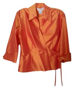 Allison Taylor Top orange