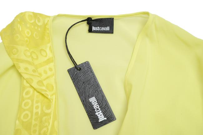 Just Cavalli Top Yellow