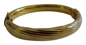 Veronese Collection Veronese Collections Hinged Bangle Bracelet size 7 1/2