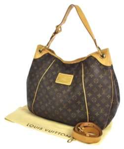 Louis Vuitton Galliera Monogram Leather Extra Large Limited Edition  Neverfull Rare Shoulder Shoulder Strap Gold Hardware 5dc3d92ce5