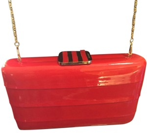 Rodo Red Clutch