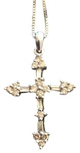 Zales Diamond cross