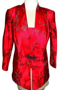 Flores & Flores Top Red