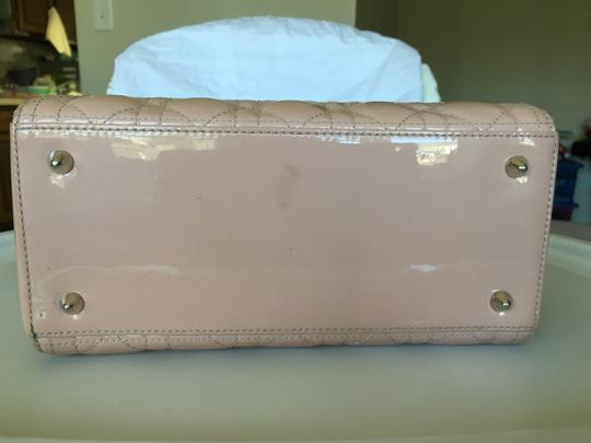 Dior Tote in Powder Pink Image 2