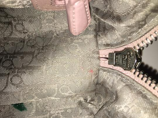 Dior Tote in Powder Pink Image 9