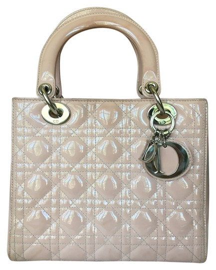Dior Tote in Powder Pink