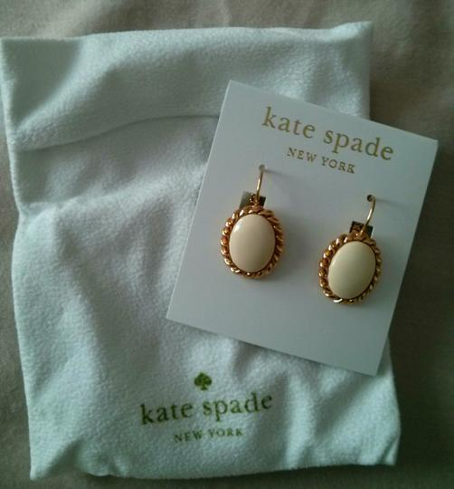 Kate Spade Kate Spade Earrings (lever backed style)