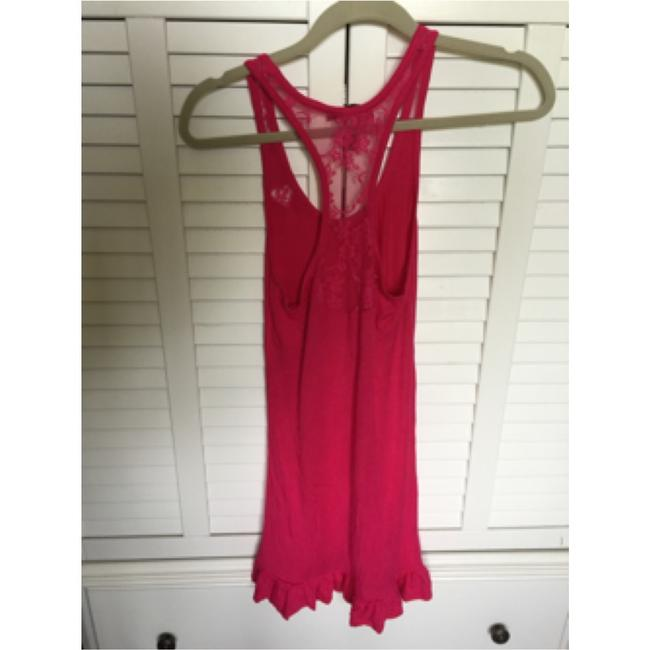Betsey Johnson short dress Pjs Racer-back Nightgown Chemise Lace on Tradesy