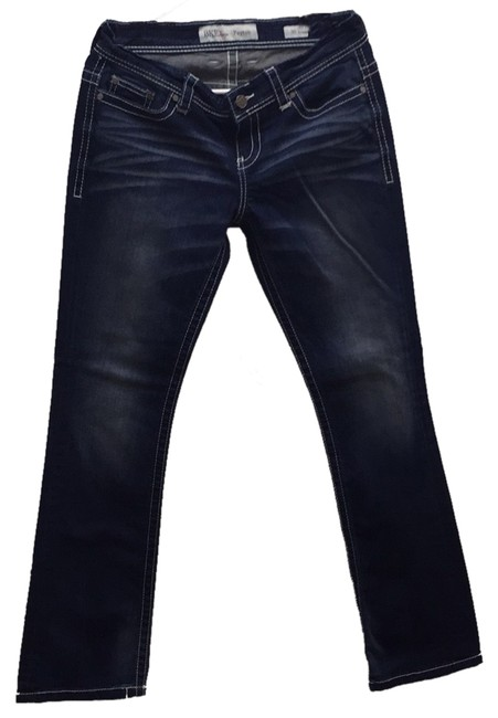 Preload https://item4.tradesy.com/images/bke-denim-boot-cut-jeans-size-30-6-m-4233253-0-0.jpg?width=400&height=650
