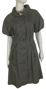 Marni short dress Olive Green on Tradesy