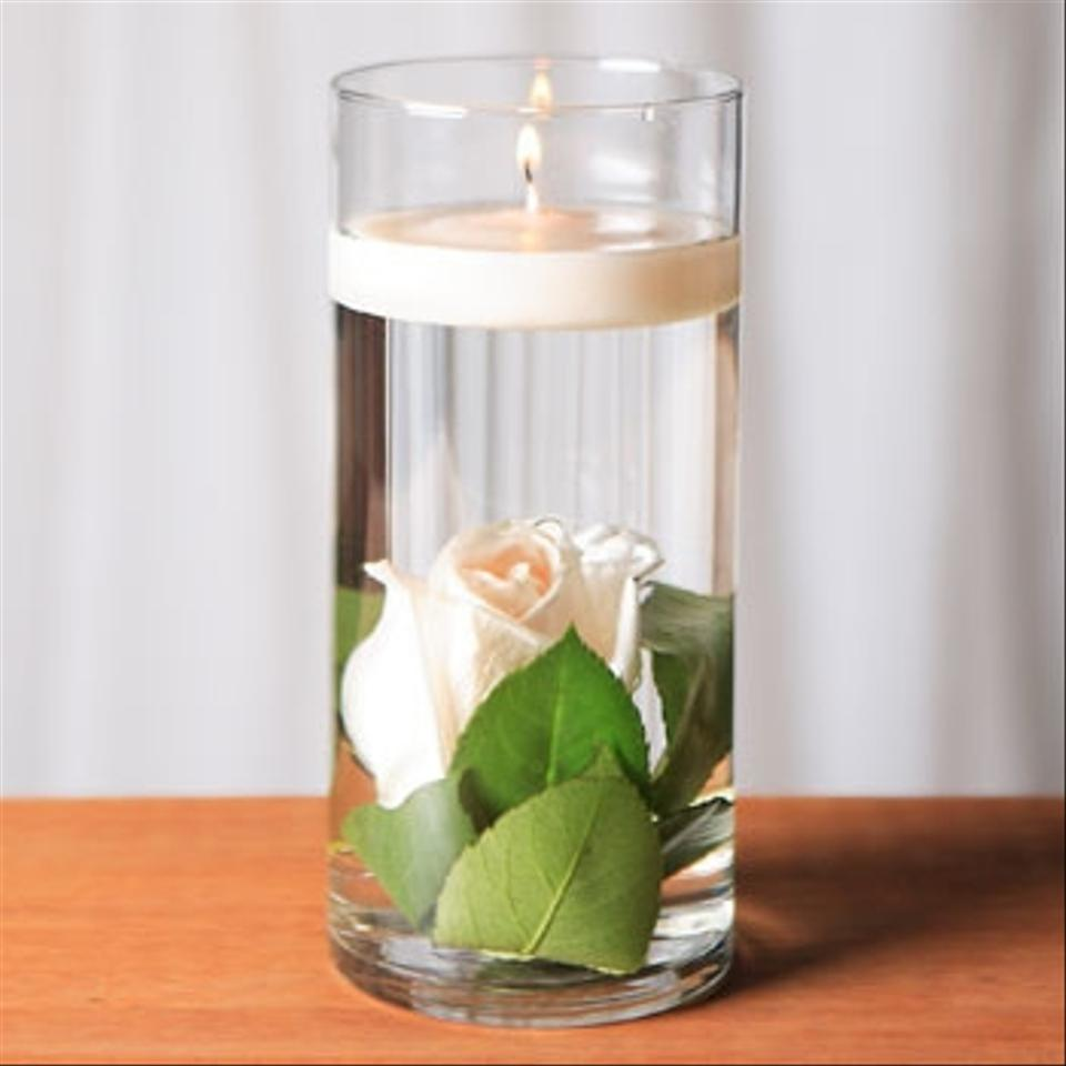 Tall glass vases for centerpieces tradesy weddings