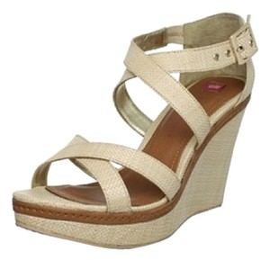 Elaine Turner Tory Burch Michael Kors Coach Wedges