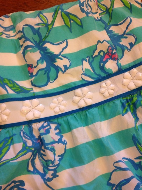 Lilly Pulitzer short dress Shorely Blue Tossing The Line on Tradesy