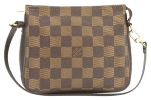 Louis Vuitton Louis Vuitton Damier Ebene Trousse Pochette