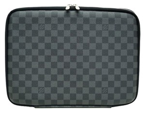 Louis Vuitton Louis Vuitton Monogram Damier Graphite Lap Top Case Bag