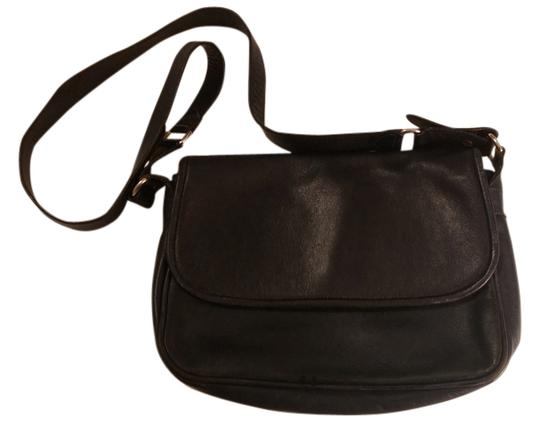 Bally Vintage Made In Italy Cross Body Bag