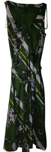 Green Maxi Dress by Talbots