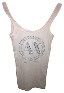 A|X Armani Exchange Top Pink