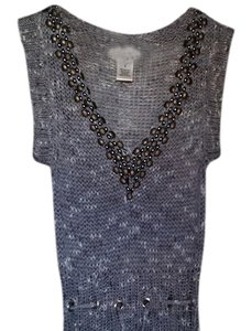 Vertigo short dress Gray on Tradesy