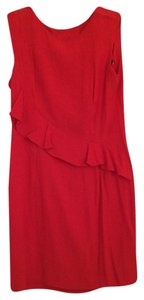 Sandro Date Little Red Dress