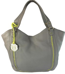 Vince Camuto Leather Ila 2 Tote in gray