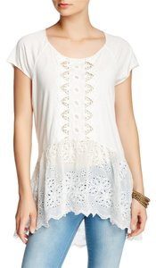 Johnny Was Embroidered Bohemian Festival Tunic
