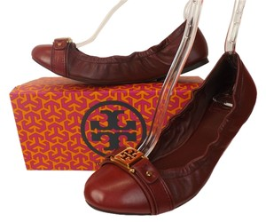 Tory Burch Bordeaux Flats