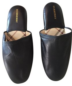 Burberry Novacheck Slippers Plaid Mules