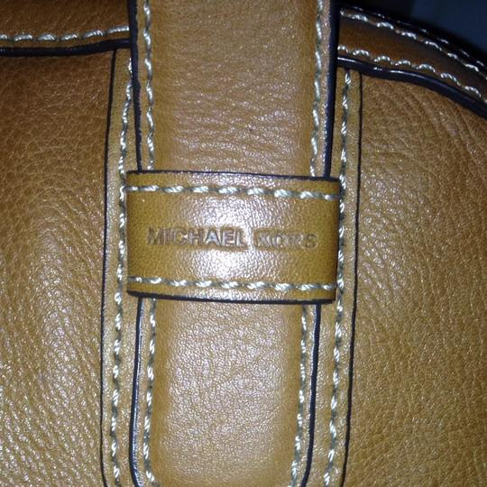 Michael Kors Satchel in Luggage