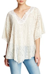 Johnny Was Lace Boho Tunic