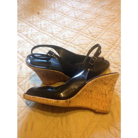 Via Spiga Blac Wedges