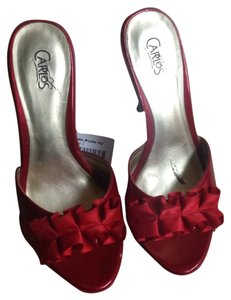Carlos by Carlos Santana Red Mules